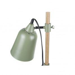Zelená volně stojící lampa Leitmotiv Jungle