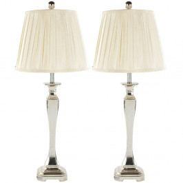 Sada 2 stolních lamp Safavieh Michelle