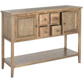 Odkládací stolek Safavieh Charlotte Natural
