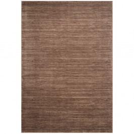 Tmavě hnědý koberec Safavieh Valentine, 91x152cm
