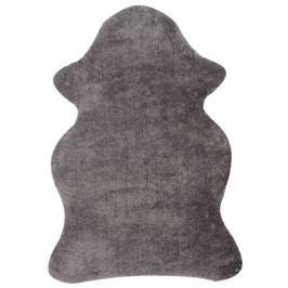 Šedá umělá kožešina Safavieh Tegan, 121x182cm