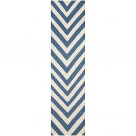 Vlněný koberec Safavieh Serena, 76 x 182 cm