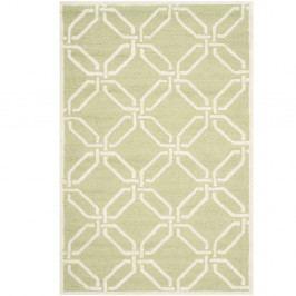 Ručně vyšívaný koberec Safavieh Mollie, 121x182 cm