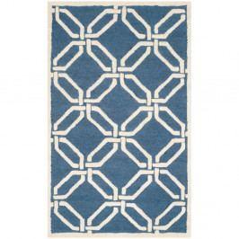 Vlněný koberec Safavieh Mollie Water, 121x182 cm