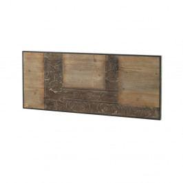 Dřevěné čelo postele Geese Fionne, 145x60cm