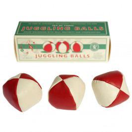 Sada 3 žonglovacích míčků Rex London