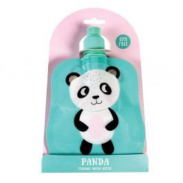 Skládací láhev na pití Rex London Miko The Panda, 200ml