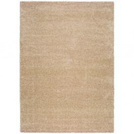 Béžový koberec Universal Khitan Liso Beig, 100x150cm