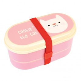 Růžový box Rex London Cookie the Cat