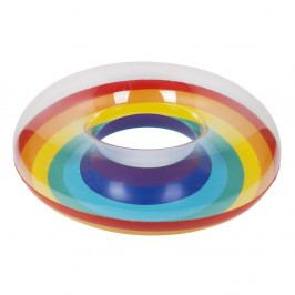 Nafukovací kruh pro dospělé Sunnylife Rainbow