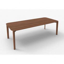 Jídelní stůl z ořechového dřeva Wewood - Portuguese Joinery Soma, délka180cm