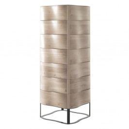 Komoda z dubového dřeva se 7 zásuvkami Wewood - Portuguese Joinery Touch