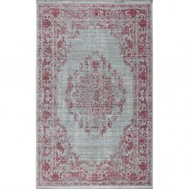 Světle růžový koberec Eco Rugs Old Times, 80x150cm