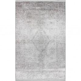 Světle šedý koberec Eco Rugs Dianne, 120 x 180 cm