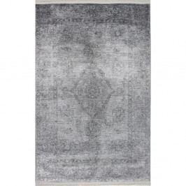 Šedý koberec Eco Rugs Silesia, 120 x 180 cm