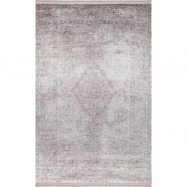 Šedý koberec Eco Rugs Troppau, 120 x 180 cm