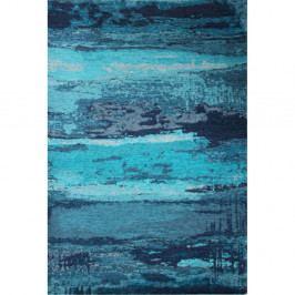 Modrý koberec Eco Rugs Conan, 135x200cm