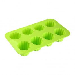 Zelená silikonová formička na pečení Versa