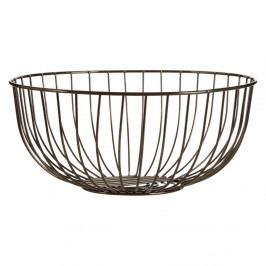 Železný košík na ovoce Premier Housewares Nickolette, Ø 280 cm