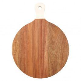 Prkénko z akáciového dřeva Premier Housewares, 46 x 27 cm