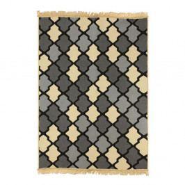 Šedobéžový koberec Ya Rugs Duvar, 80x150cm