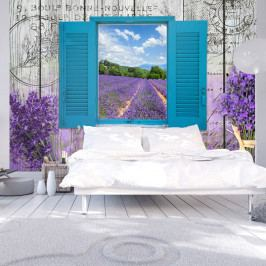 Velkoformátová tapeta Artgeist Lavender, 400x280cm