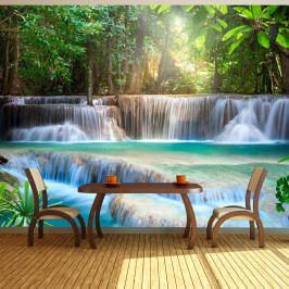 Velkoformátová tapeta Artgeist Waterfalls, 350x245cm
