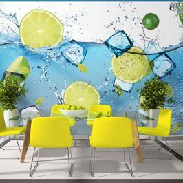 Velkoformátová tapeta Artgeist Refreshing Lemonade, 400x280cm