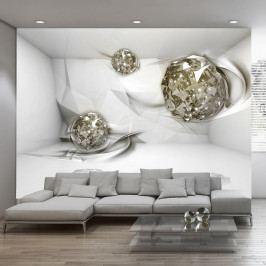 Velkoformátová tapeta Artgeist Abstract Diamonds, 350x245cm