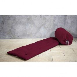 Futon/postel pro návštěvy Karup Bed In a Bag Bordeau x