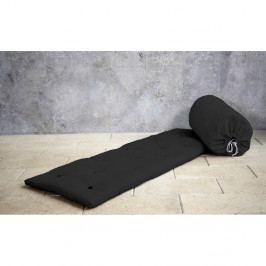 Futon/postel pro návštěvy Karup Bed In a Bag Dark Grey