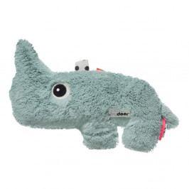 Malá modrá mazlicí hračka Done by Deer Nozo