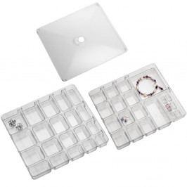 Úložný systém iDesign Jewelry Box Small