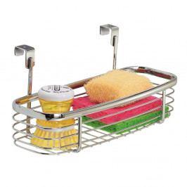 Kovový košík na kuchyňská dvířka iDesign Axis Tray