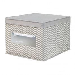 Úložný box iDesign Axis, 29,8x39,4x24,8cm