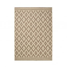 Hnědý koberec Think Rugs Cottage 160 x220cm