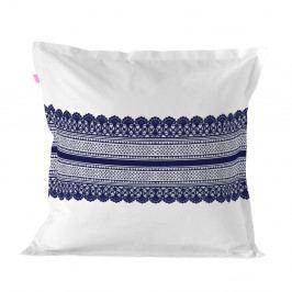 Povlak na polštář z čisté bavlny Happy Friday Embroidery,60x60cm