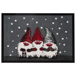 Rohožka Hanse Home Cristmas Dwarfes, 40x60 cm