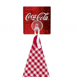 Samodržící věšák Wenko Static-Loc Coca-Cola Classic
