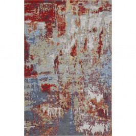 Červený koberec Eco Rugs Lovise, 80x150cm