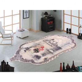 Odolný koberec Vitaus Malika Sunda, 80 x 120 cm