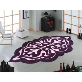 Odolný koberec Vitaus Kalissa Siyah, 80 x 150 cm