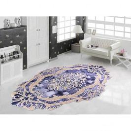 Odolný koberec Vitaus Huniyo Lacivert, 80 x 150 cm