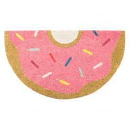 Rohožka z kokosových vláken Fisura Felpudo Donuts, 40 x 70 cm