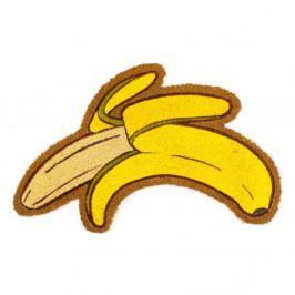 Rohožka z kokosových vláken Fisura Felpudo Banana, 45 x 70 cm