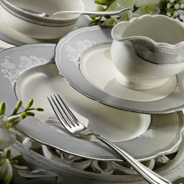 62dílná sada porcelánového nádobí Kutahya Mykonos