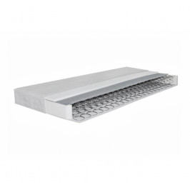 Pohodlná pružinová matrace Dejan 160x200
