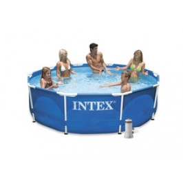 INTEX Metal Frame Pool 366 x 76 cm 28212