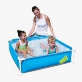 Dětský bazének Bestway My first Frame modrý