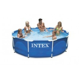 Bazén INTEX Metal Frame 3,05 x 0,76m bez filtrace